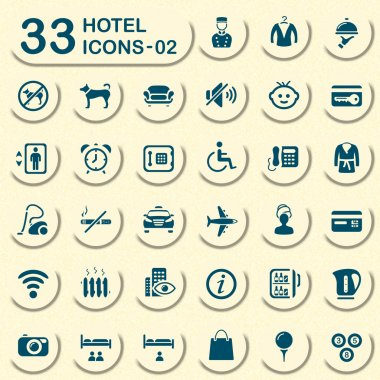33 jeans hotel icons 02