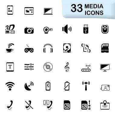 33 black media icons