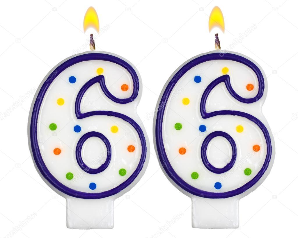 Поздравление другу в 66 лет в день рождения