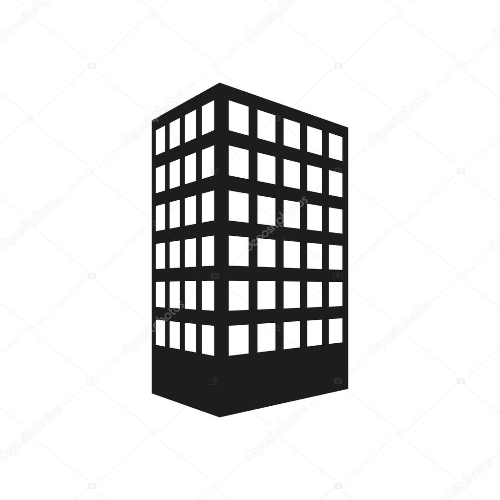 The building icon apartment and skyscraper townhouse house the building icon apartment and skyscraper townhouse house symbol flat vector illustration vector by vladvm biocorpaavc Image collections