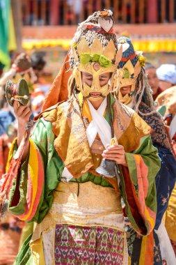 Hemis Festival in Leh, Ladakh, India