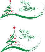 Fotografia sfondo di Natale allegro