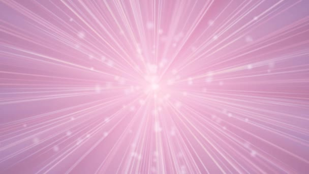 Levandulový pozadí s záblesk světla a částic