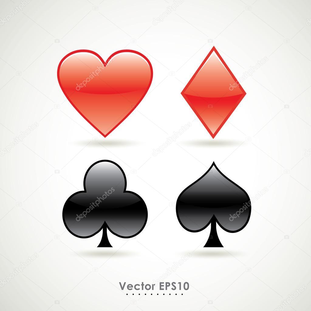 Poker and blackjack table