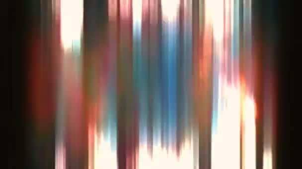 Třpytivé retro pozadí. Loop připravena animace