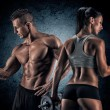 stock-photo-athletic-man-and-woman-with