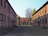 Kasárna Osvětimi koncentrační tábor
