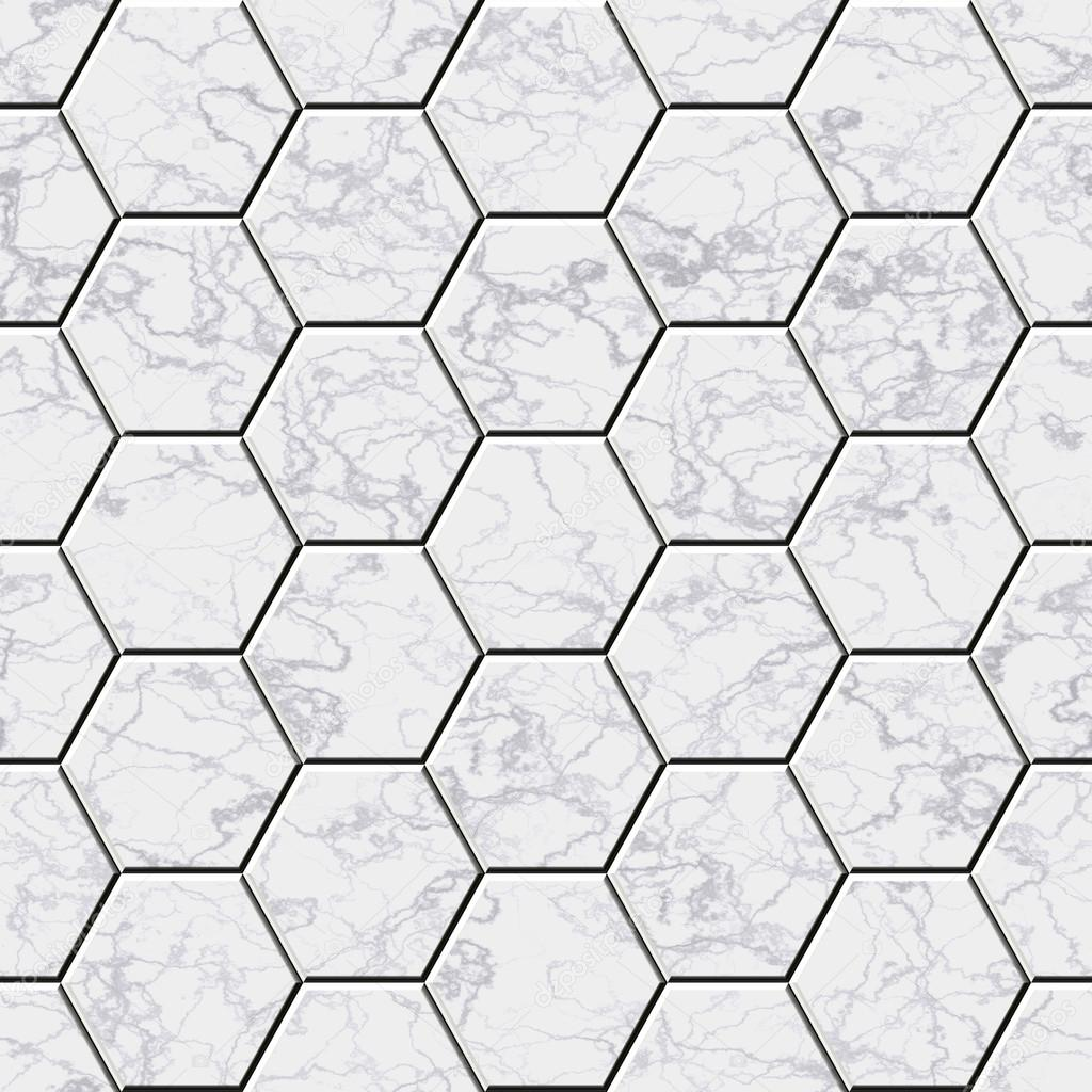 Cobble hexagon marble stone background stock photo for Imagenes de piedra marmol