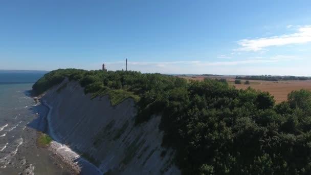 Küstenlandschaft bei kap arkona auf Rügen Ostsee