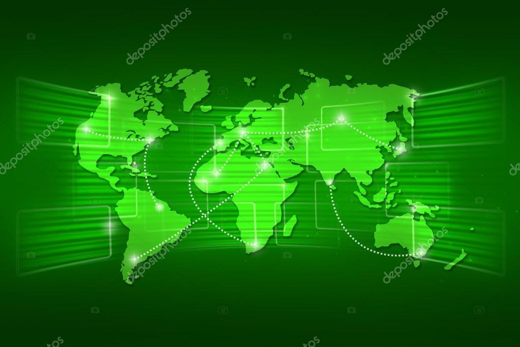 Fondo mundial mapa geografa mundial orden envo verde fotos de world map geography world order background shipping global green foto de artefacti gumiabroncs Choice Image