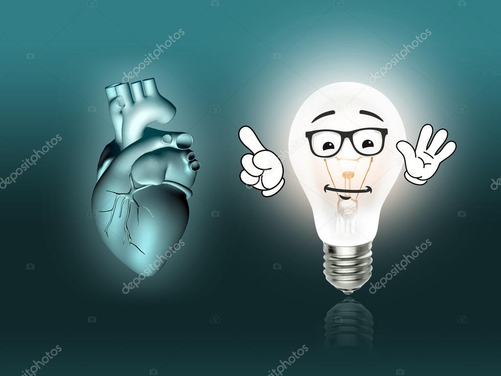 enfermedades del corazón turquesa de ilustración de anatomía 3d ...