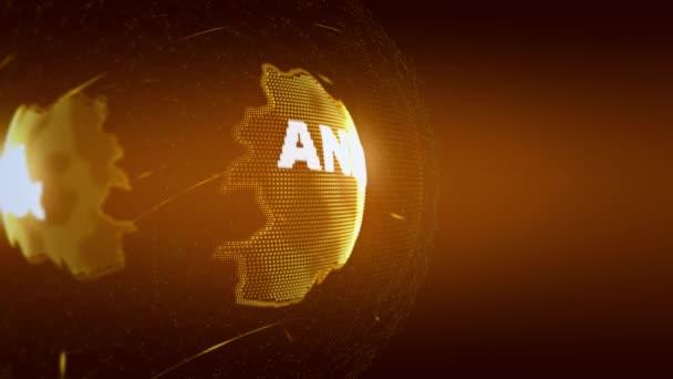 Mapa Andorry mapa světa Novinky komunikace oranžově červená