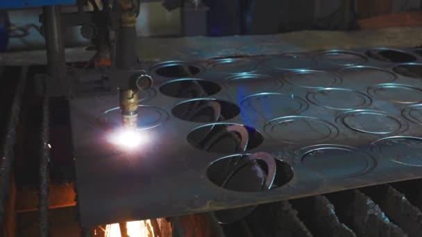 Průmyslové Plazmové řezání zpracování