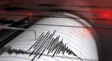 Sismograf ve deprem