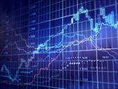 Fotografie akciový trh