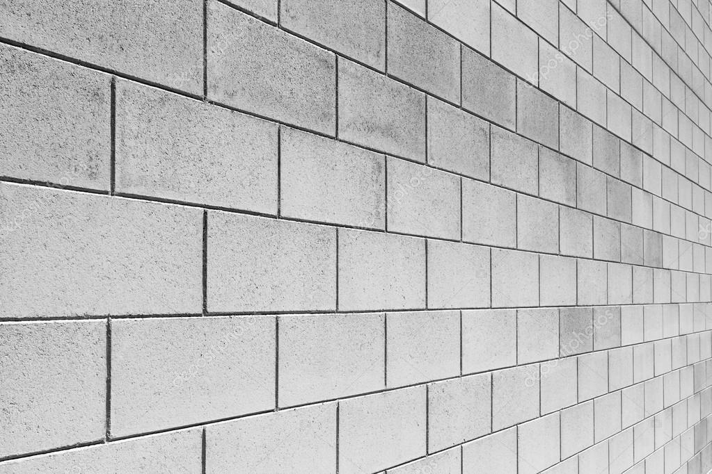 Угол белый кирпичной стены Стоковое фото 169 Germanopoli