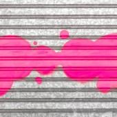 Fotografia pallone rosa