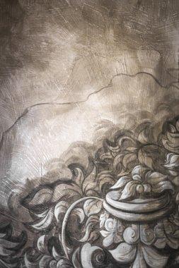 "Картина, постер, плакат, фотообои ""мбаппе фрески санкт-петербурга"", артикул 73344935"