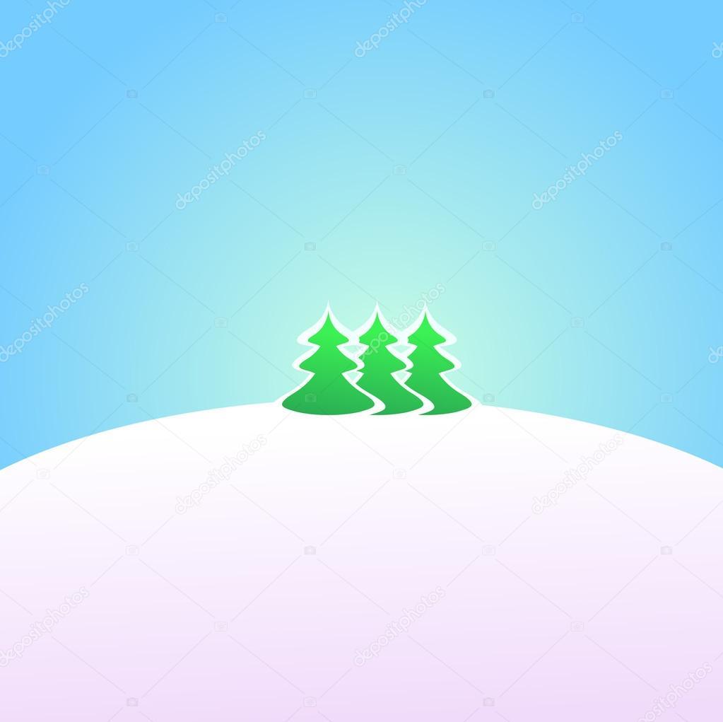 Яндекс Обои Зима