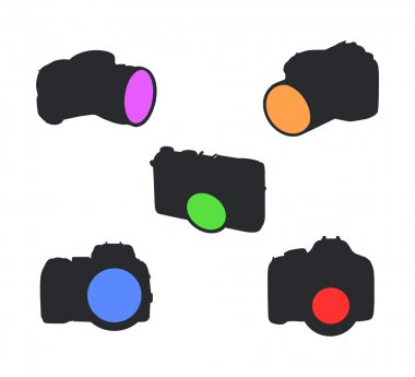 Icons of Photocameras