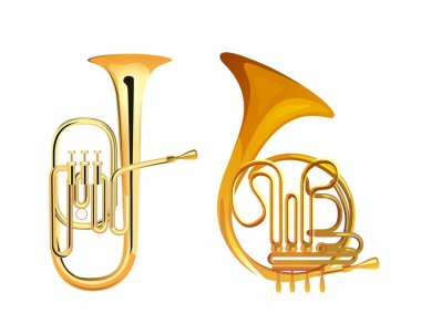 French Horn and Tuba