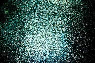 Soft glass for texture or background