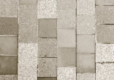 White and gray marble tiles texture
