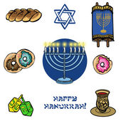 Photo Hanukkah traditional iconset