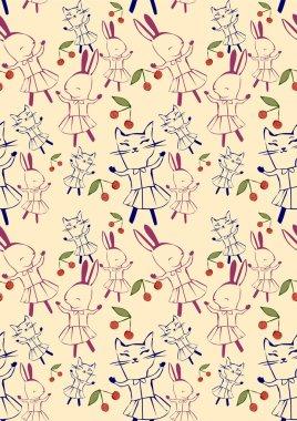 Art pattern.