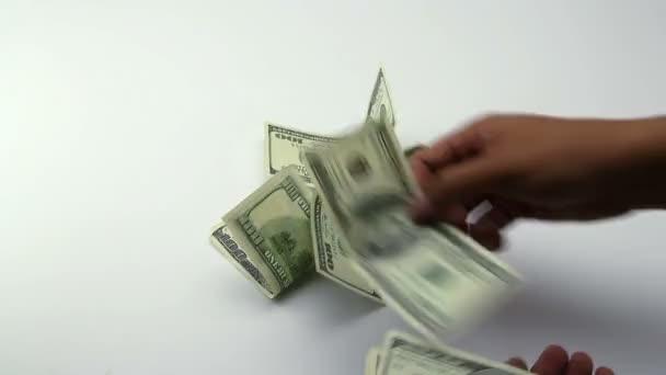 dolarů