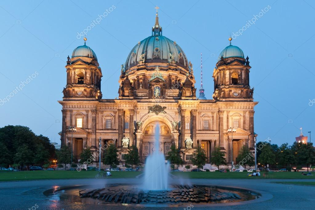 Berlin Cathedral German Berliner Dom Is A Church In Berlin Stock Editorial Photo C Digitalsignal 58217789