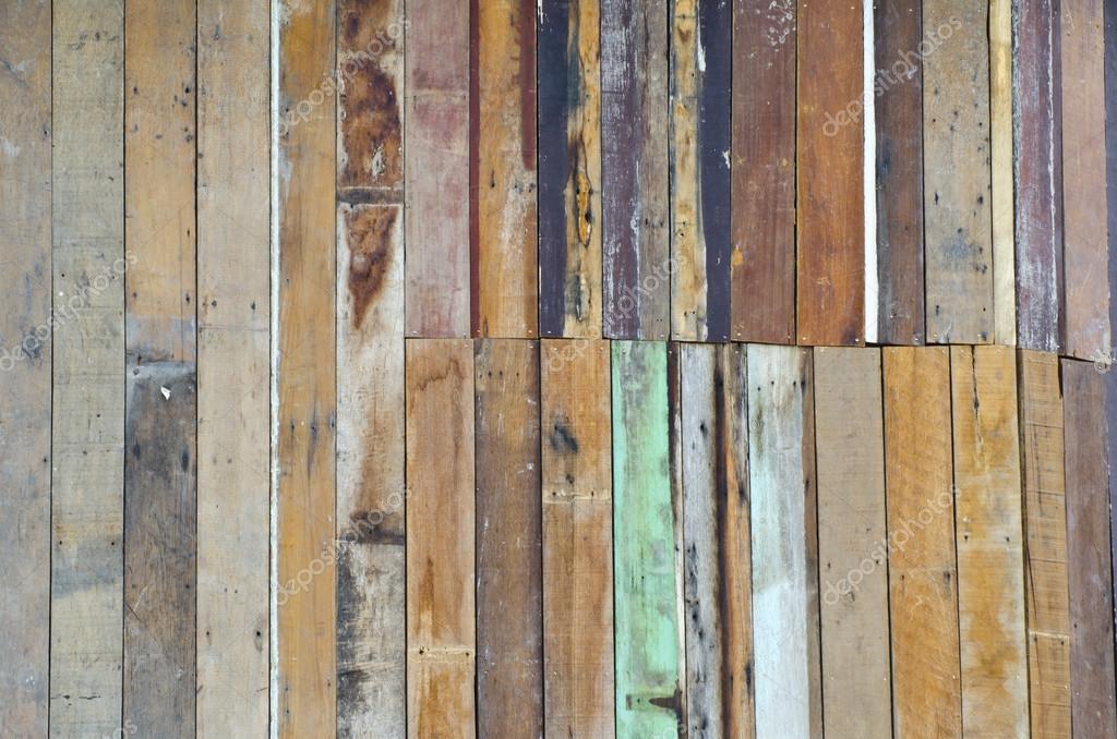 Oude Houten Vloeren : Textuur van oude houten vloer u2014 stockfoto © kwanchaidp #57632969