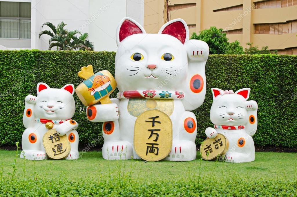 Chinesische Katze