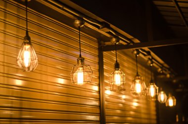 Vintage Lighting decor