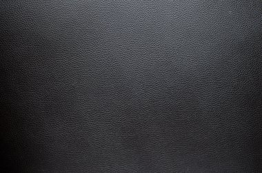 Black leather texture stock vector