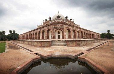 Humayuns tomb. New Delhi, India