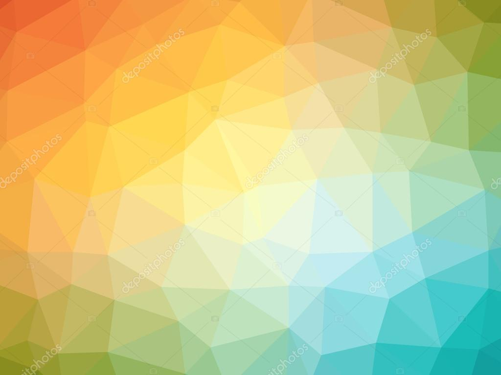 Rainbow orange blue gradient polygon shaped background stock photo rainbow orange blue gradient polygon shaped background stock photo altavistaventures Images
