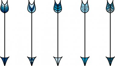 South Western Arrows Set
