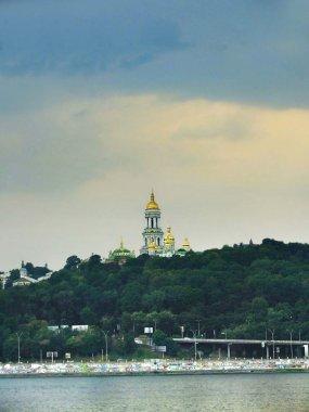 Dnieper and Kiev-Pechersk Lavra