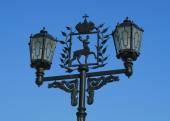 Fotografia Lampioni a Nizhny Novgorod