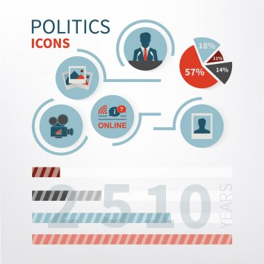 infographics vector image