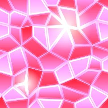 Magenta seamless background
