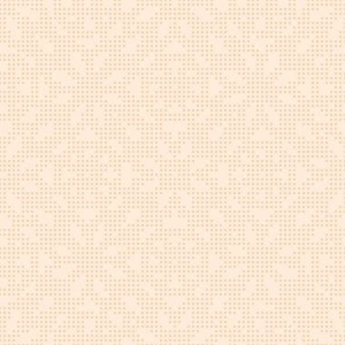 Beige seamless texture halftone lace floral pattern on the light cream background clip art vector