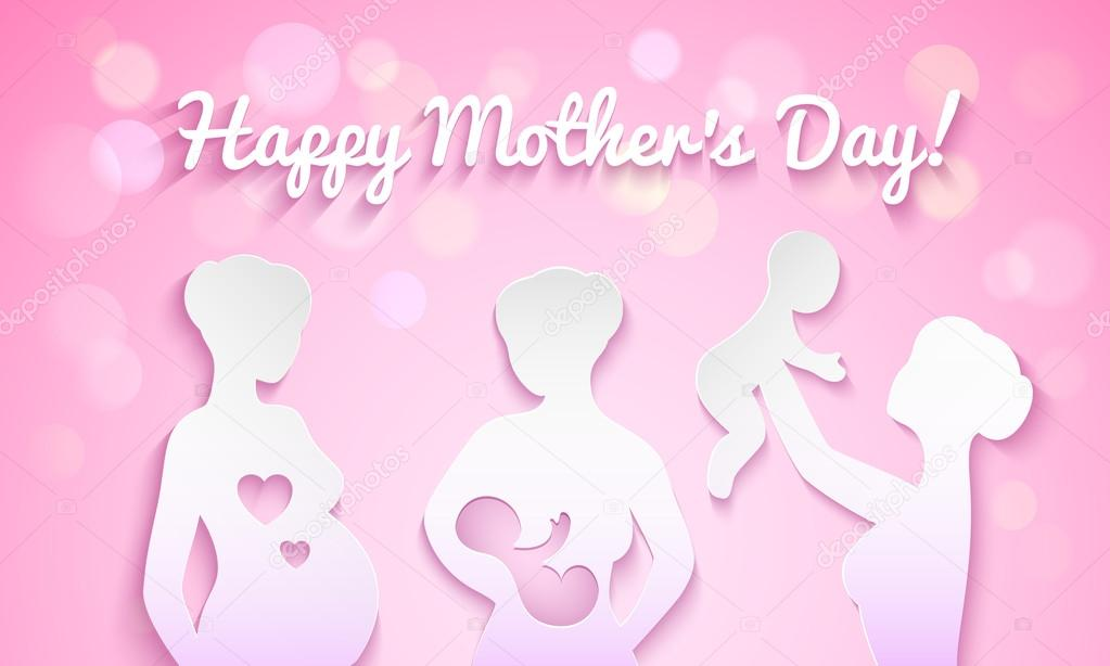 Design Mother's Day greetings