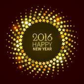 šťastný nový rok 2016 pozadí