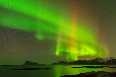 The Aurora Borealis in Norway