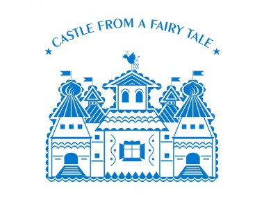 Castle from tale