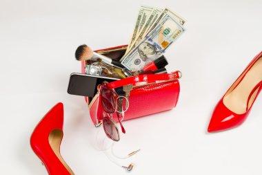 Women's handbag.