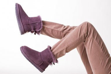 Uggs - female Australian shoes.