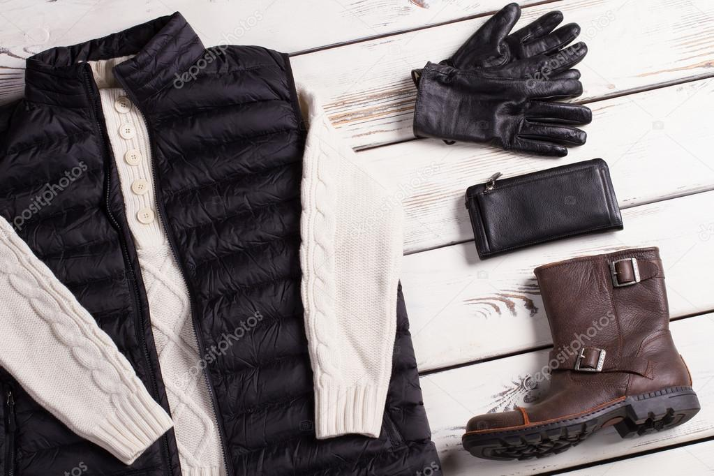 6b1bc86fab8 Интернет-магазин мужской одежды — Стоковое фото © margostock  90294276